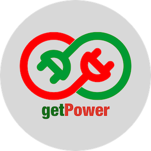 Get Power Energy Logo